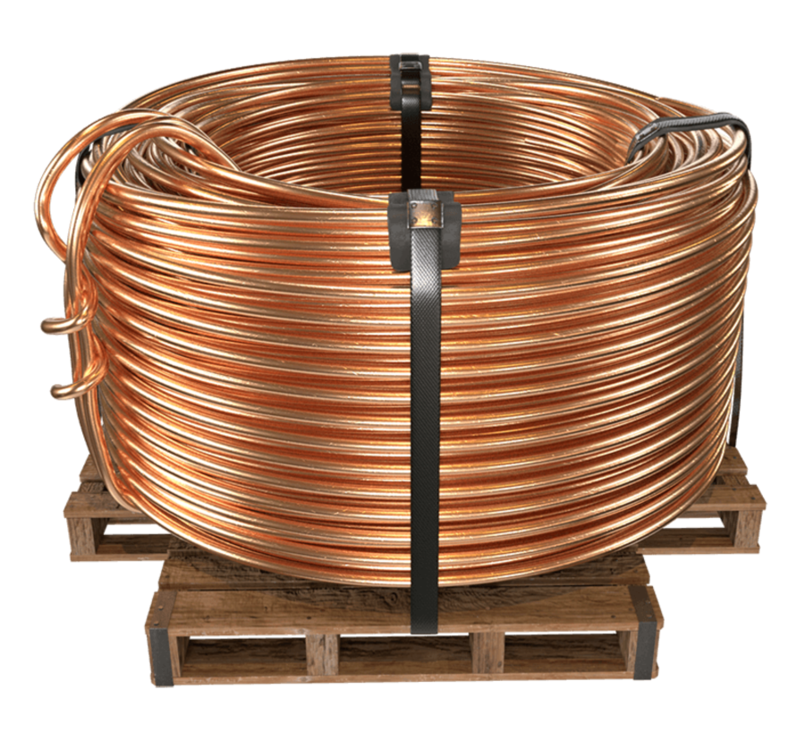8 mm Copper Rod